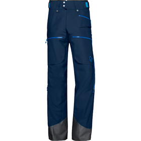 Norrøna Lofoten Gore-Tex Insulated Pants Men Indigo Night